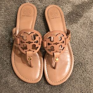 Nude Tory Burch Sandals